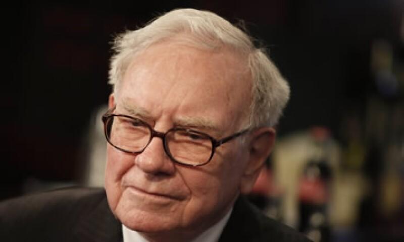 Buffett goza de estrechas relaciones con las empresas en que invierte. (Foto: AP)