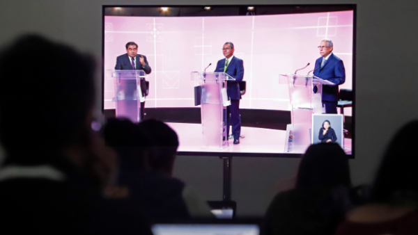 Debate en Puebla