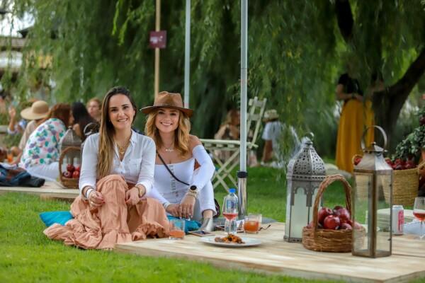 Loli Huerta y Liz Balderas