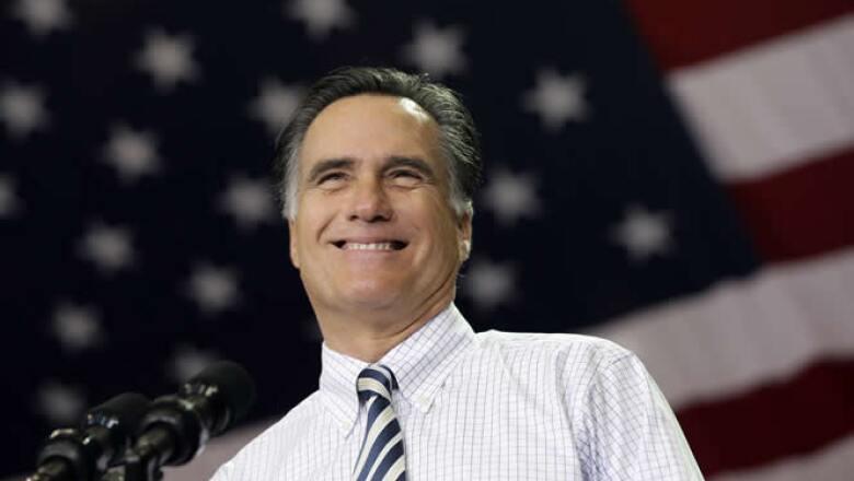 Romney, el multimillonario ex jefe de un fondo privado, sería el primer presidente mormón de Estados Unidos y uno de los estadounidenses más ricos en ocupar el cargo.