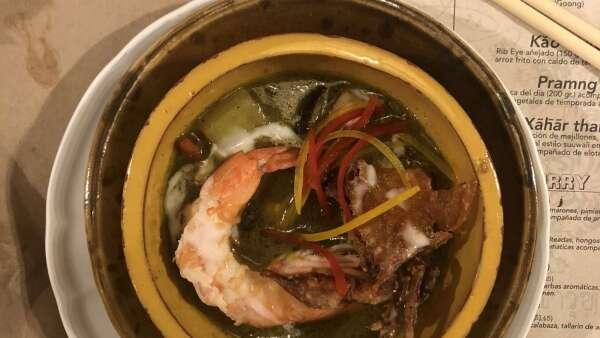 suuwaii condesa curry verde