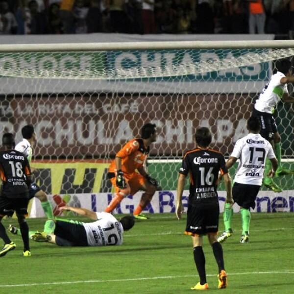Santos vs Chiapas1