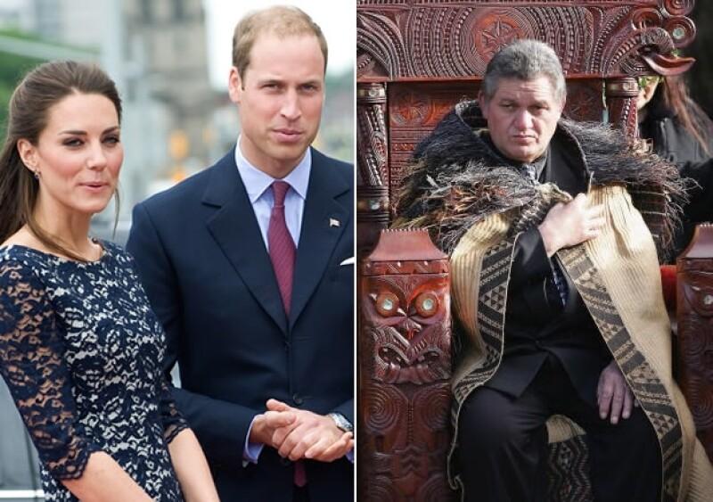 El rey maorí no está interesado en recibir al príncipe Guillermo y a Kate Middleton en su próxima visita a Oceanía porque el tiempo que pasarían con él era muy poco.