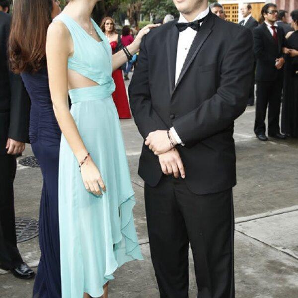 Nuria Vega y Juan María de la Colina