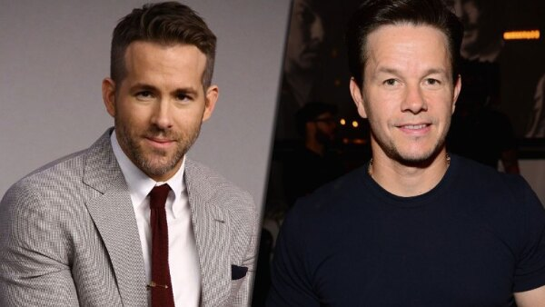 Ryan Reynolds y Mark Wahlberg