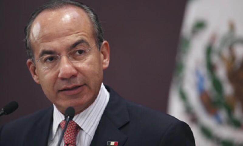 En cinco años de Gobierno, el balance para el presidente Felipe Calderón arroja retos por atender. (Foto: Archivo AP)