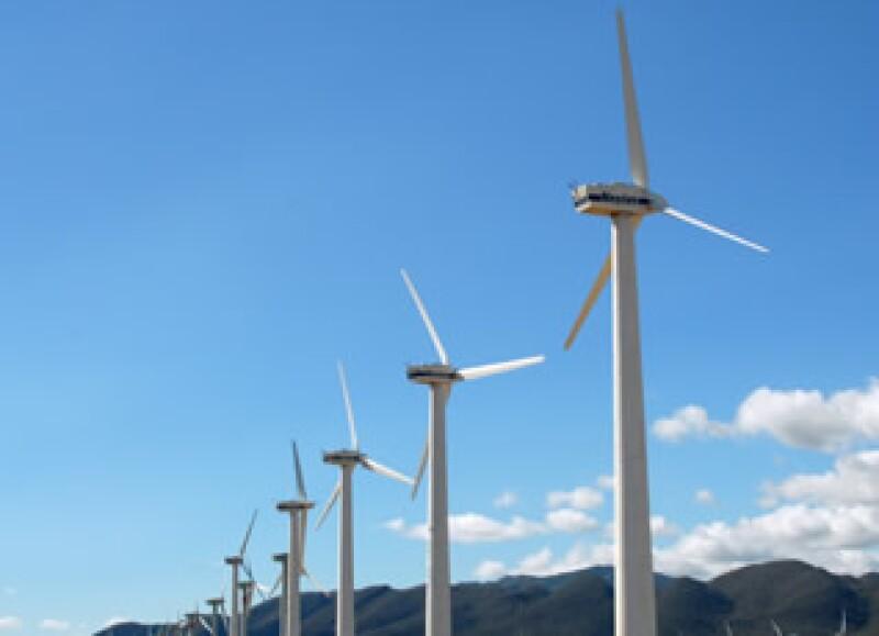 Energía eólica (Foto: Cortesía CFE)