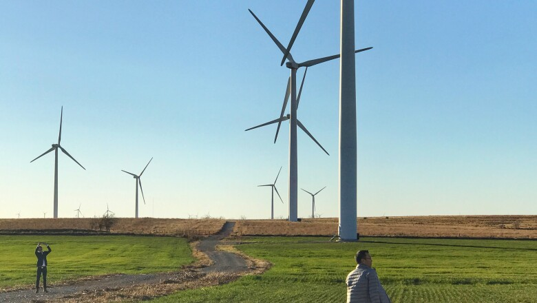 La energía verde de Google