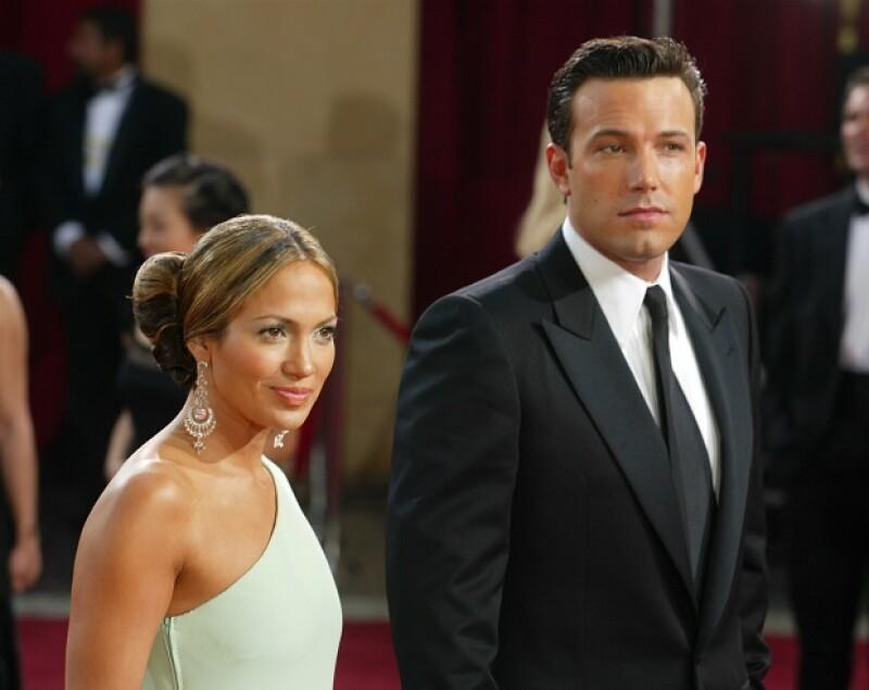 Además de estar con Jennifer Aniston, Ben Affleck estuvo a punto de llegar al altar con JLo.