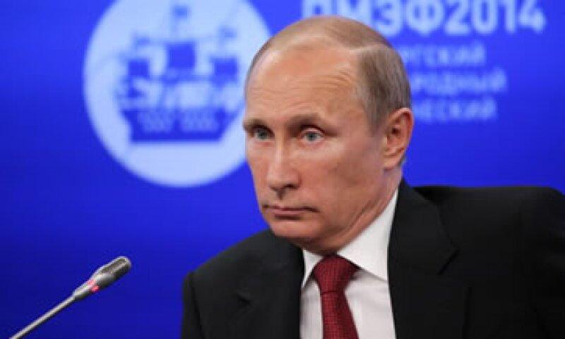 Putin pregunta a Ucrania en qué se ha usado su ayuda multimillonaria. (Foto: Getty Images)
