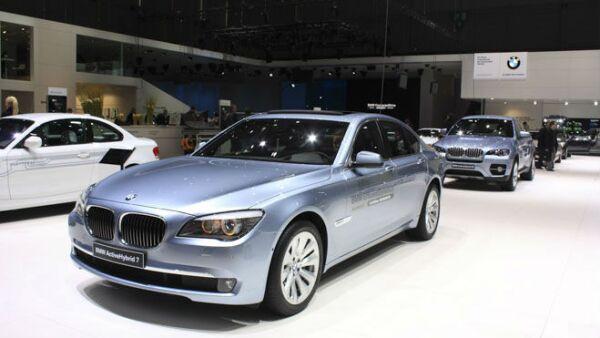 BMW Serie 3 h�brido