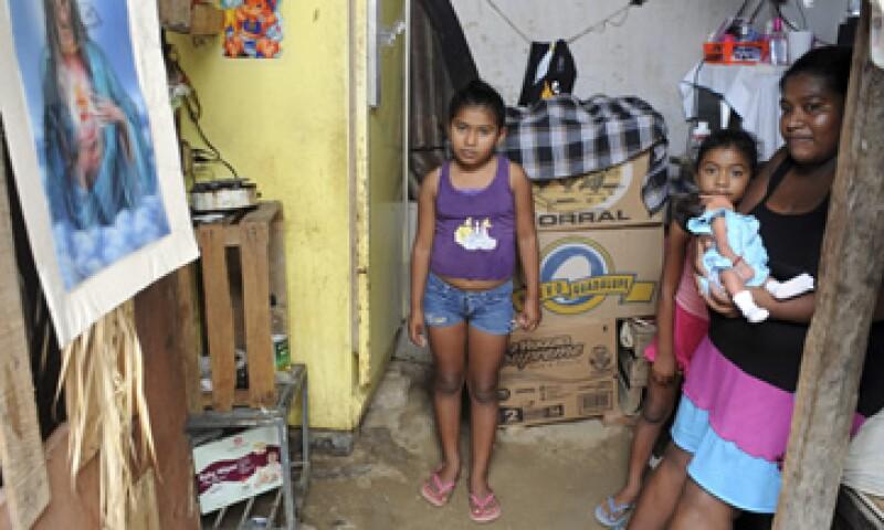 Al cierre de 2013, unos 53.3 millones de mexicanos eran pobres, según la Coneval. (Foto: Cuartoscuro)