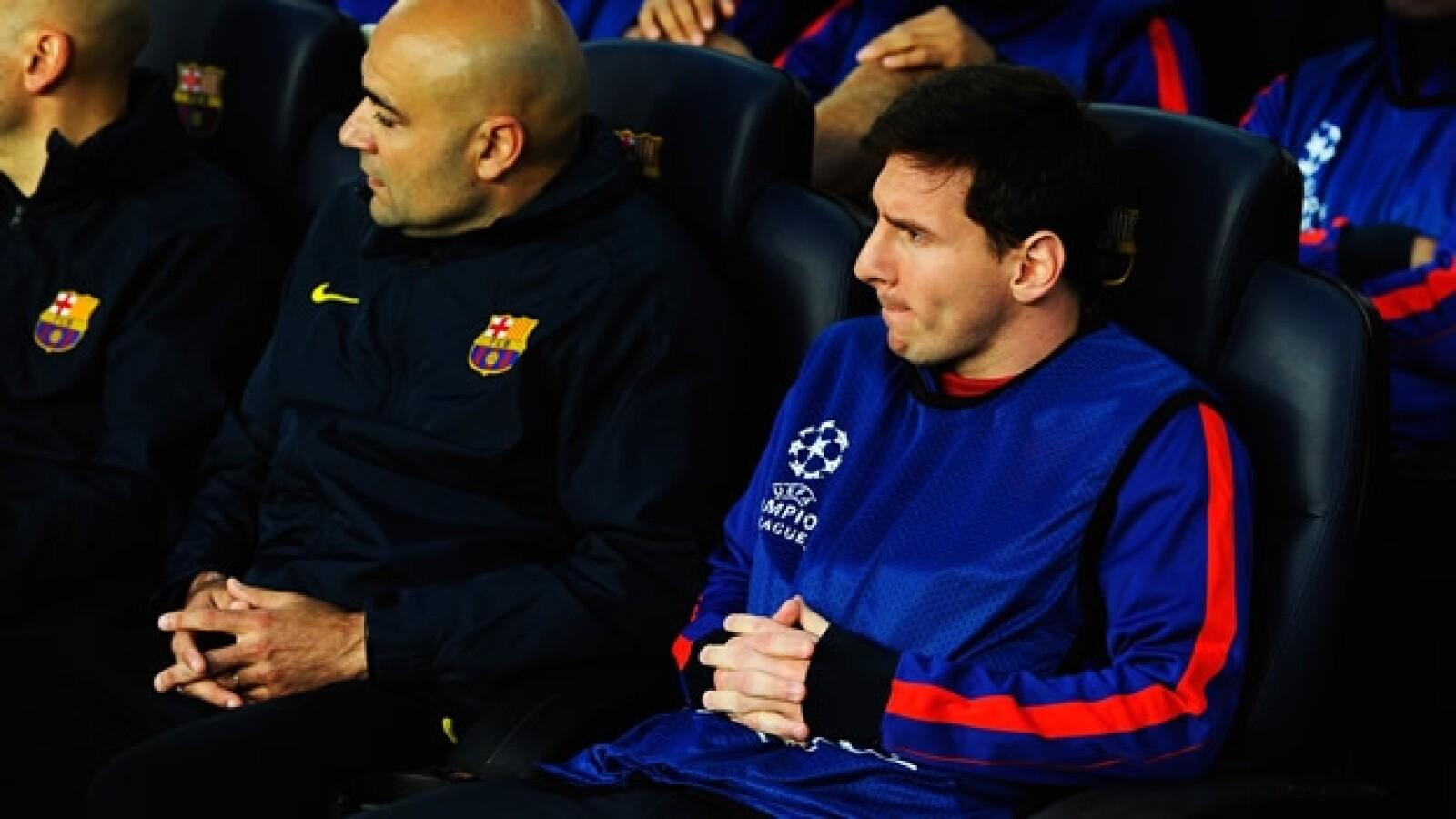 Barcelona vs. Bayern 1