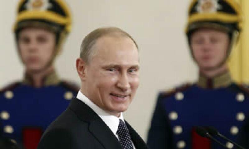 La OTAN señala al Gobierno de Vladimir Putin de intentar frenar un proyecto energético europeo alterno. (Foto: Reuters)