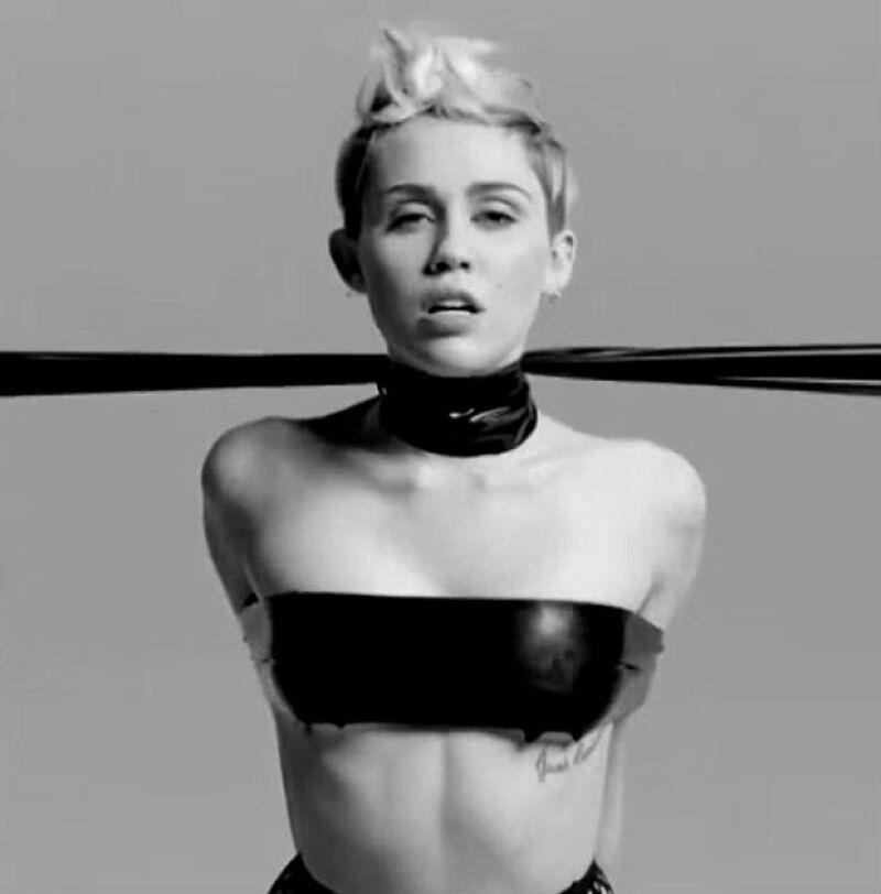La controvertida cantante mostrará su lado más artístico al llevar a un público muy específico un corto en el que comparte su faceta más sexual, donde el tema del bondage está más que presente.