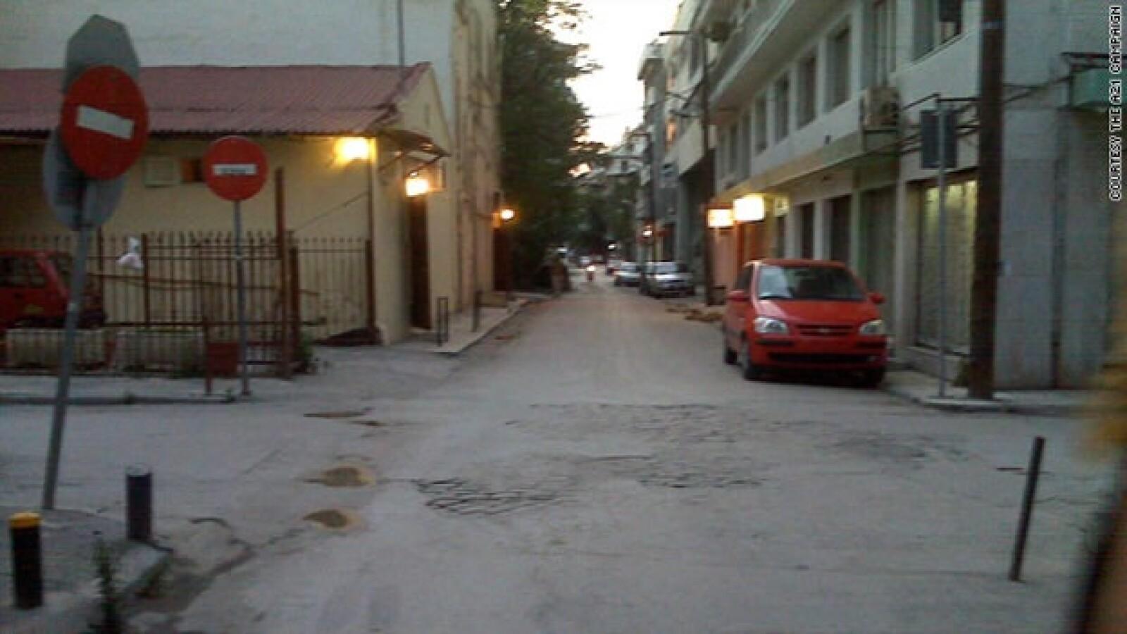 Proyecto libertad - trata de personas - Tesalónica