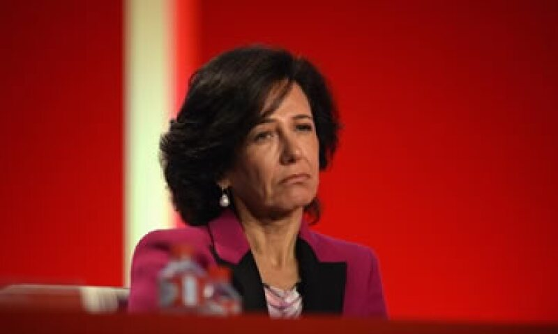Ana Patricia Botín es la persona más idónea para dirigir a Santander por sus cualidades personales y profesionales, según el banco. (Foto: Reuters)