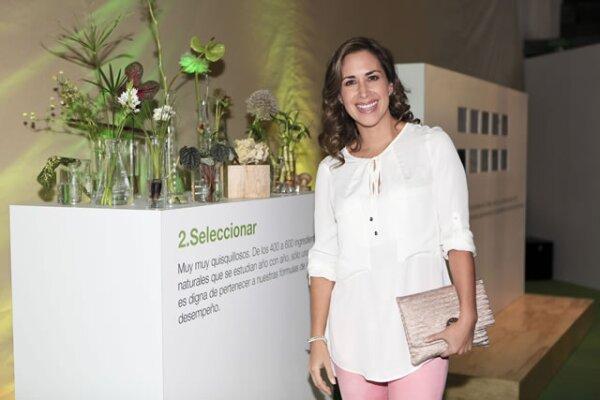 Marta Guzmán.