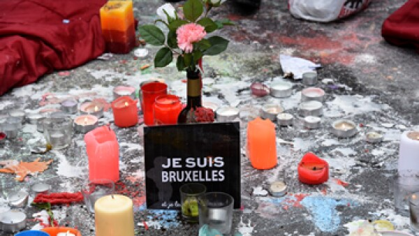 Los dos hermanos vinculados al ataque de Bruselas conocían al líder de los atentados en París. (Foto: AFP)