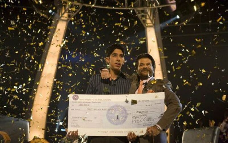 El filme de Danny Boyle habla de un joven hindú que quiere recuperar al amor de su vida.