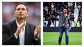 Frank Lampard y Gianluigi Buffon