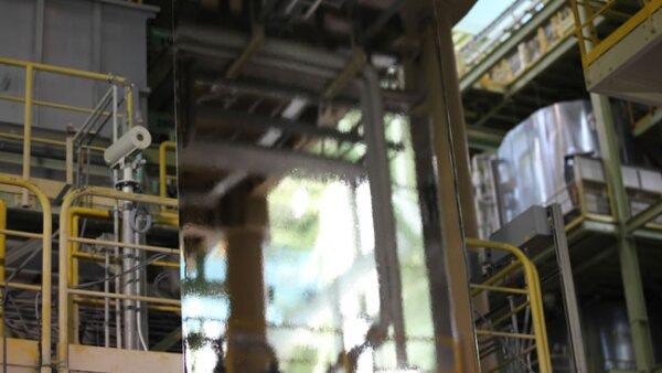 4. La operaci�n es altamente automatizada. En el �rea de galvanizado s�lo trabajan cuatro empleados.