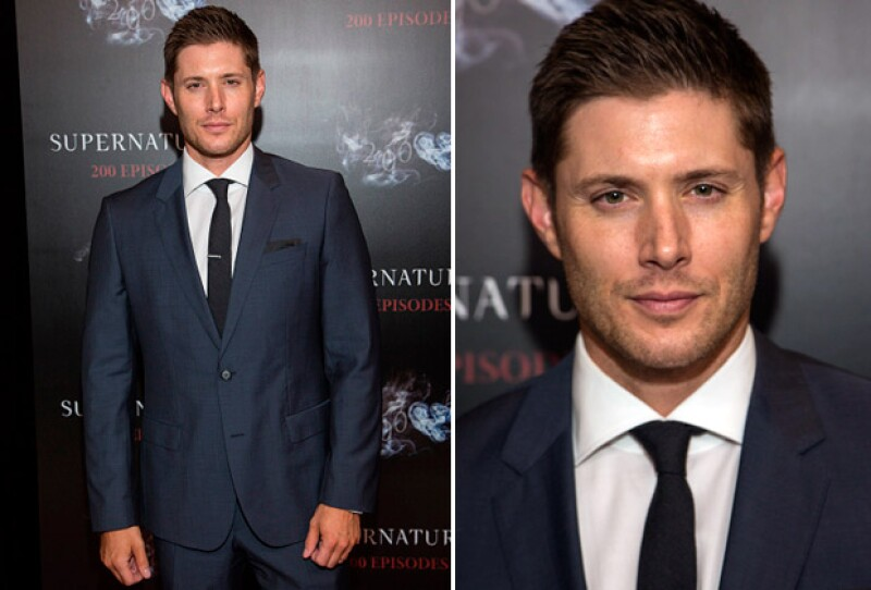 Jensen siempre aparece como el hermano mayor o el bad boy que todas queremos ver.