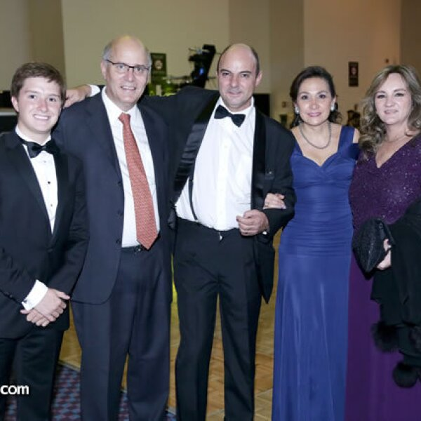 Antonio Talayero,Francisco Pérez Salazar,Miguel González,Tere Fernández,Maite Echenique