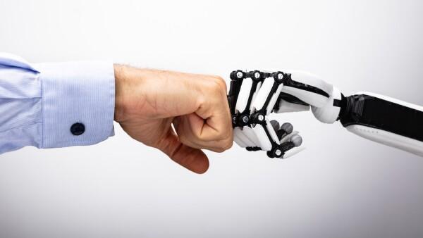 trabajadores vs máquinas
