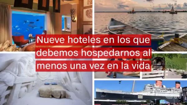 Los nueve hoteles que todo viajero intrépido debe conocer