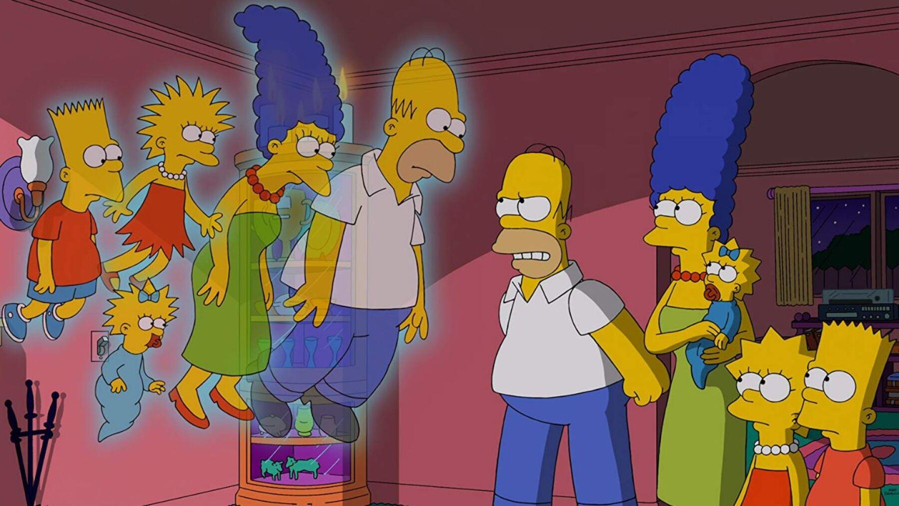 30 Curiosidades De Los Simpson En Su 30 Aniversario