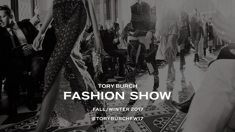 Tory Burch Livestream