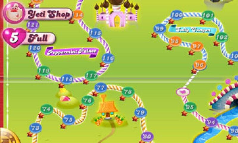 Las mujeres son quienes más juegan Candy Crush. (Foto:cortesía King.com)