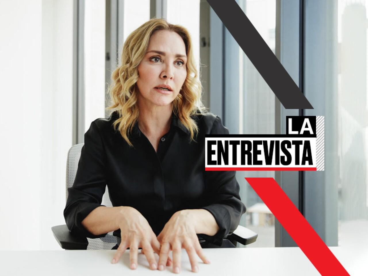 Angélica Fuentes: