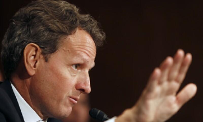 Timothy Geithner instó a las naciones del euro a aplicar cambios para reducir sus niveles de deuda. (Foto: Reuters)