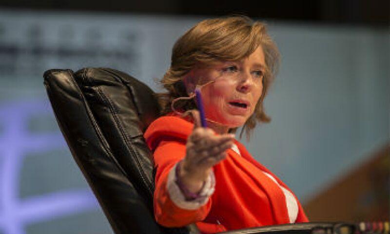María Amparo Casar dijo que México en ocasiones pone en peligro sus propias instituciones. (Foto: Jesús Almazán)