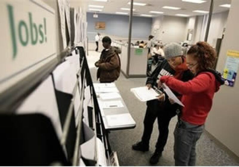 Para tener la tasa de desempleo previo a la crisis financiera, se deben crear 11 millones de trabajos.  (Foto: AP)