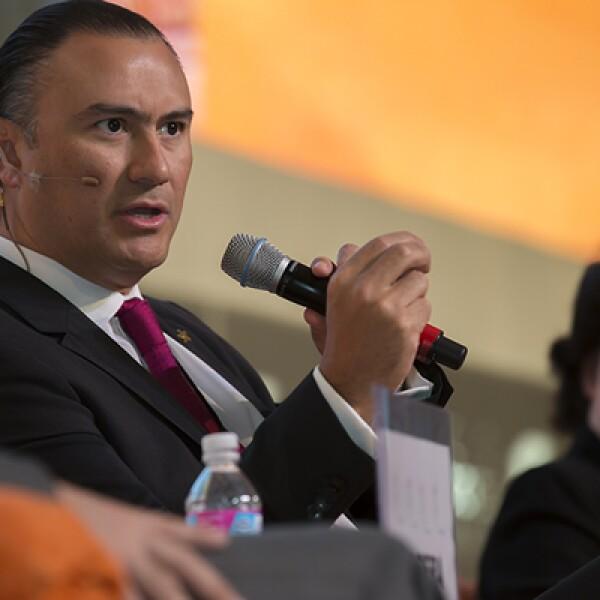 El presidente de la Concamin, Manuel Herrera, consideró que el mayor apoyo al crecimiento empresarial es la inversión a través de deducciones.