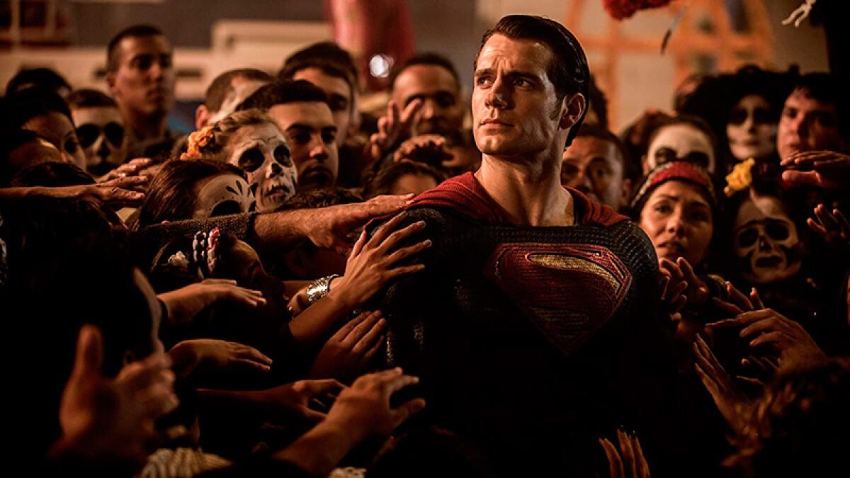 Henry Cavill se pone exigente para volver a ser 'Superman'