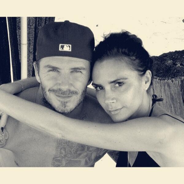 Los Beckham llevan 15 años de feliz y versátil matrimonio.