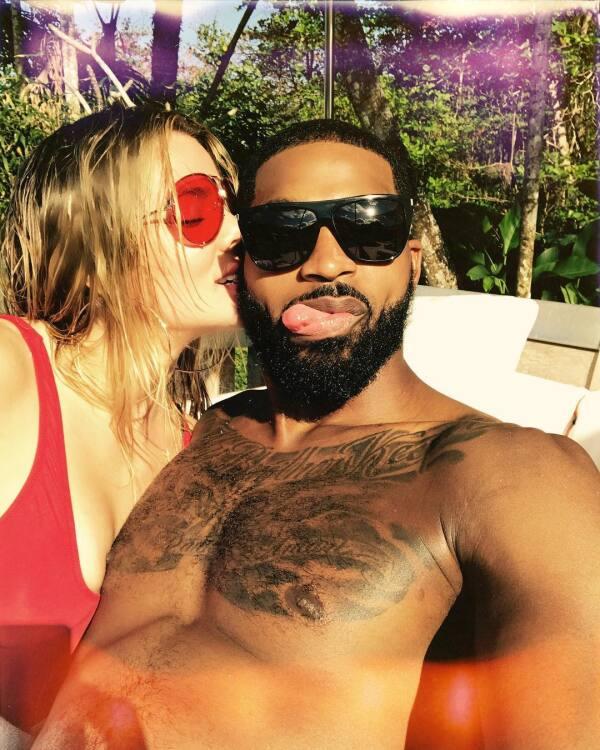 Khloé Kardashian y Tristan Thompson planean estar juntos en Thanksgiving