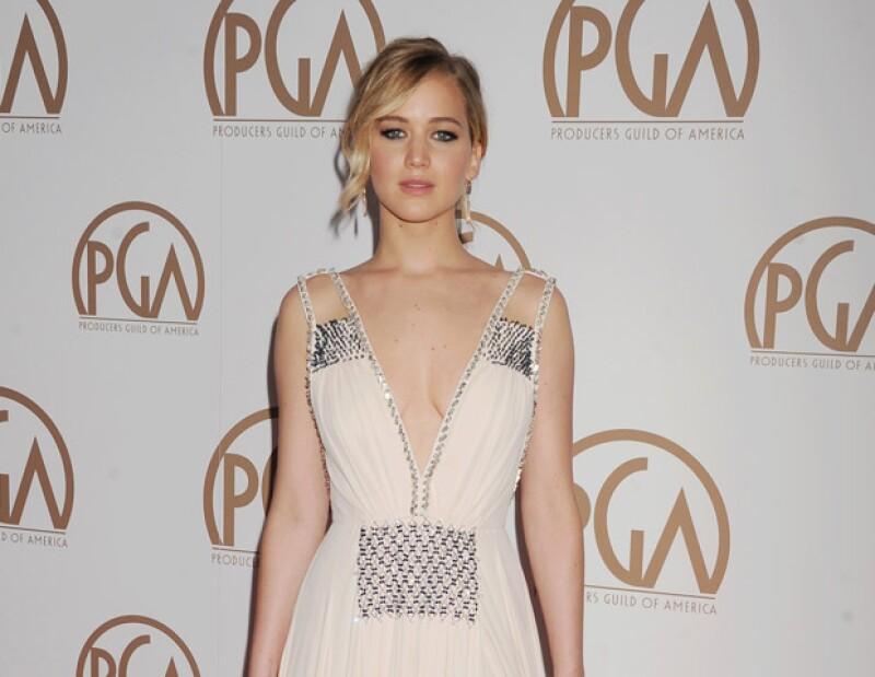 Malas experiencias y faltas de privacidad, son algunos de los motivos por  los cuales, famosos como Jennifer Lawrence se rehúsan a usar redes sociales.