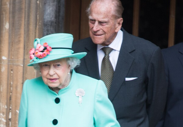 Isabel II, Príncipe Felipe