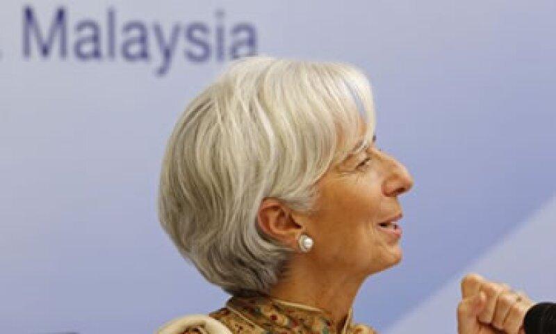 Lagarde ha insistido que Grecia debe apegarse a la fecha de 2020 para reducir su deuda.  (Foto: Reuters)