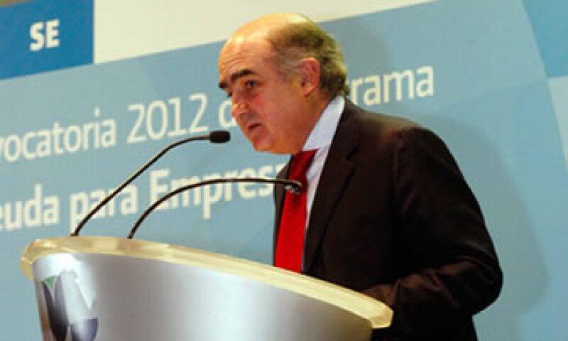 Luis Téllez indicó que las medidas griegas fueron tomadas muy bien por los mercados. (Foto: Notimex)