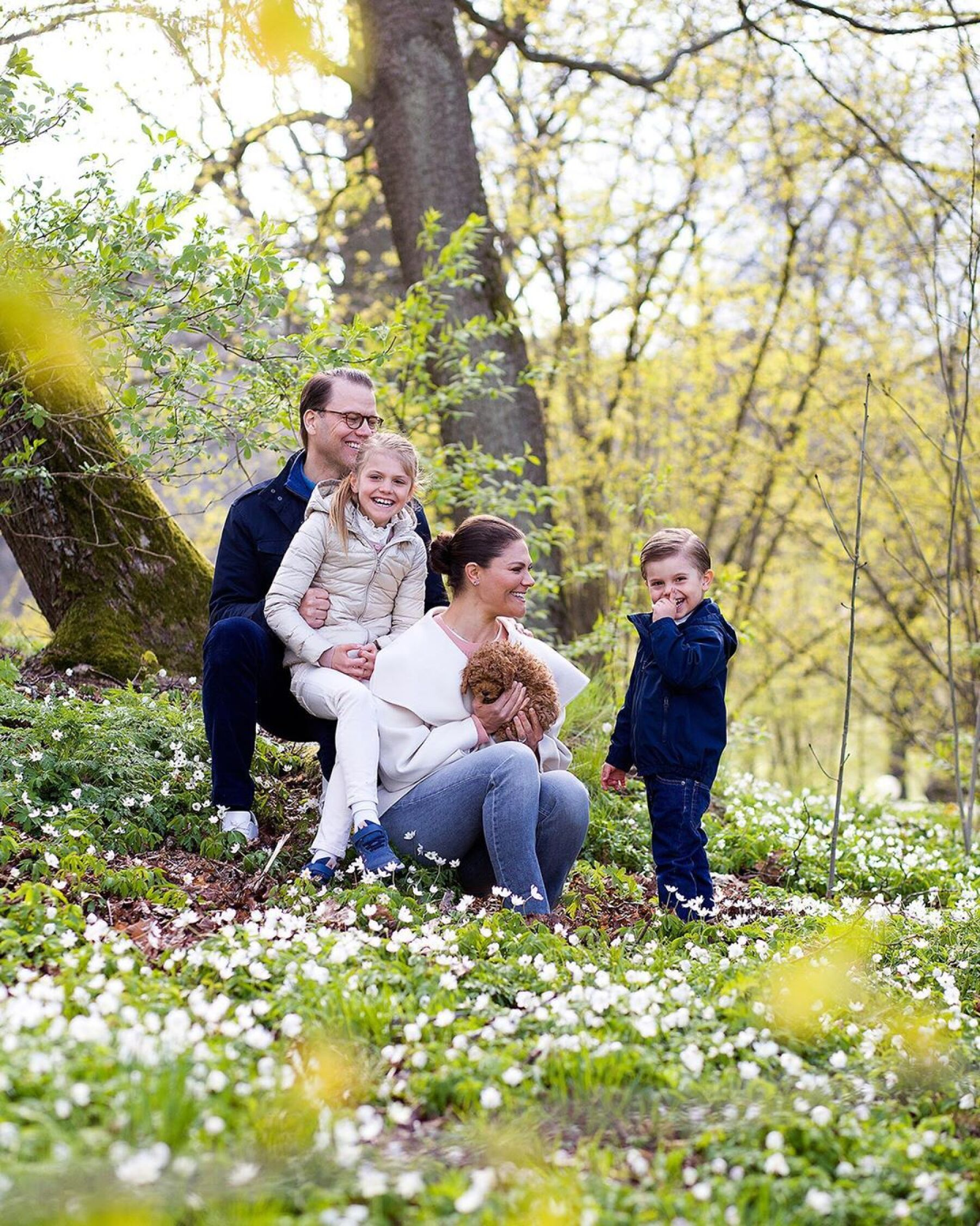 Familia real de Suecia