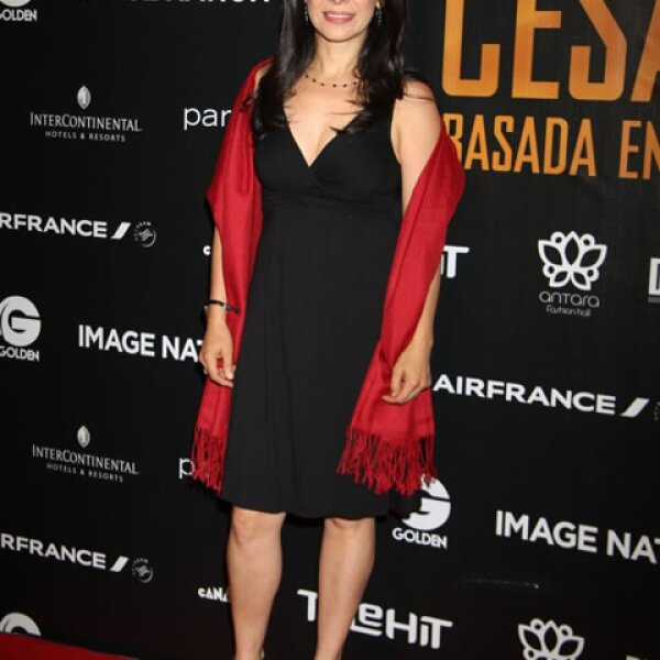 Arcelia Ramírez.