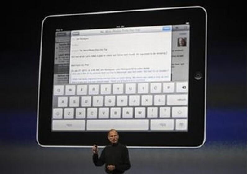 La versión compatible con la red 3G saldrá a la venta a finales de abril a 829 dólares. (Foto: Reuters)