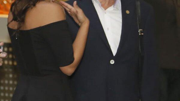 Jocelyn Zurita,Sergio Sarmiento