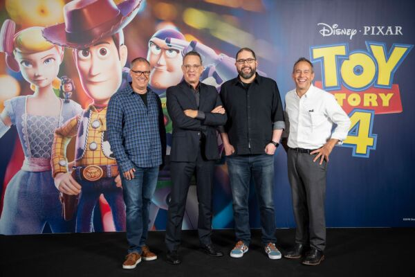 'Toy Story 4' Barcelona Photocall